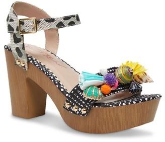 Betsey Johnson Nashla Platform Sandal