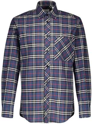 Burberry Canwell cotton shirt