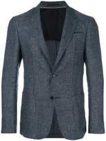 Z Zegna classic single-breasted blazer