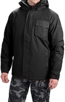 Quiksilver Mission Plain Snowboard Jacket - Waterproof, Insulated (For Men)