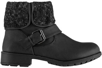 Soul Cal SoulCal Fomia Boots Ladies