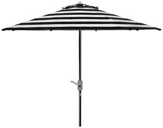 Safavieh Uv Resistant Iris Fashion Line 9Ft Auto Tilt Umbrella