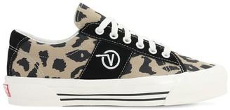 Vans Ua Og Sid Lx Leopard Print Sneakers