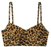Thumbnail for your product : Norma Kamali Bikini top