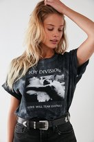 Urban Outfitters Joy Division Love Will Tear Us Apart Tie-Dye Tee