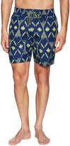 Marc by Marc Jacobs Men's Sealed Pocket Swim Trunks
