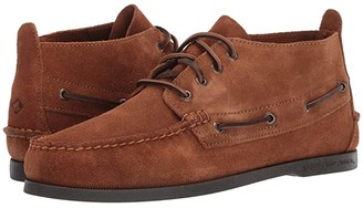 Sperry A/O Chukka Suede (Dark Tan) Men's Boots