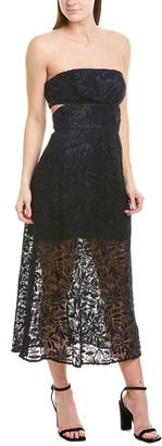Allen Schwartz Jemma Midi Dress
