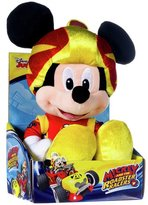Disney Mickey and the Roadster Racers Mickey Mouse Soft Toy