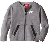 Nike Tech Fleece Full Zip (Little Kids)
