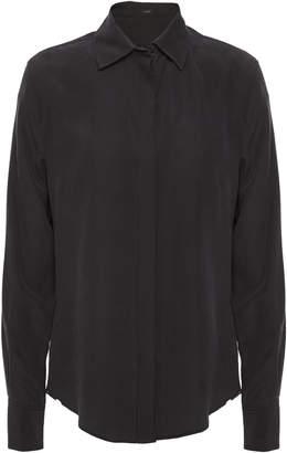 Joseph Edith Washed-silk Shirt