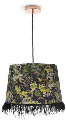 MINDTHEGAP - La Voliere Ceiling Light - Navy - Large