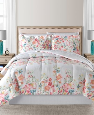 Fairfield Square Collection Chelsea Reversible 8-Pc. Comforter Sets Bedding