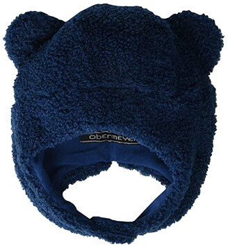 Obermeyer Ted Faux Fur Hat (Toddler/Little Kids) (Passport) Beanies