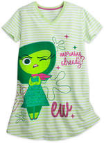 Disney Inside Out Nightshirt for Women - Disgust