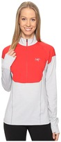 Arc'teryx Taema Zip Neck Long Sleeve Women's Clothing