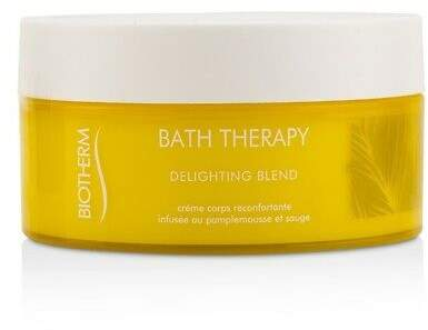 Biotherm NEW Bath Therapy Delighting Blend Body Hydrating Cream 200ml Womens