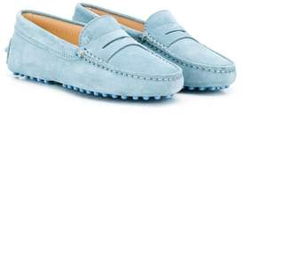 Tod's Kids driving loafers