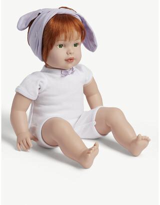 Selfridges Graphic-print sleeping bag and toy doll 31.75cm