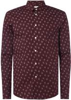 Linea Men's Greenwich Ditsy Floral Shirt