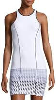 Koral Activewear Magnify Square-Knit Dress