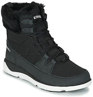 Merrell FARCHILL KEY LACE POLAR AC+ women's Snow boots in Black