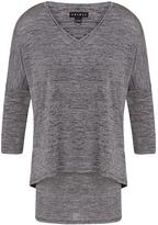 Tribal Silver Layered Top