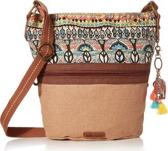 Sakroots Women's Artist Circle Shoulder Handbag