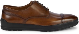 Bally Reigan Leather Oxfords
