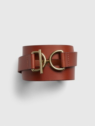 Gap Hook Front Buckle Belt