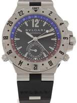 Bulgari Bvlgari Diagono Professional GMT40S Stainless Steel Chronograph Automatic 40mm Watch