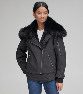Andrew Marc   Final Sale Sparrow 3 In 1 Convertible Jacket