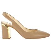 Chloé Leather mid heel