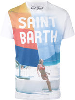 MC2 Saint Barth Saint Barth T-shirt - men - Cotton - XS