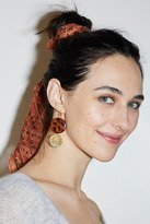 A.V. Max Resin Disc Drop Hoops by at Free People