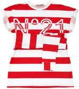 N°21 Light Cotton Sweatshirt Dress