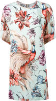Fausto Puglisi floral print dress