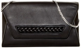 Vince Camuto Zinya Leather Clutch