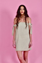 Otis & Maclain Lennon Dress | Khaki Linen