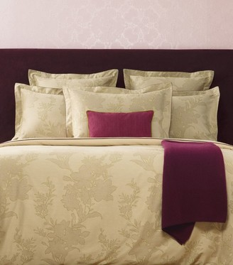 Yves Delorme Leonor Double Fitted Sheet (150cm x 200cm)