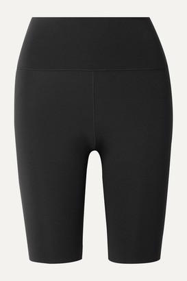 Wone Stretch Shorts - Black