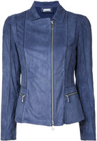 Desa Collection - zipped jacket - women - Suede - 44