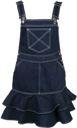Opening Ceremony x Chloe Sevigny dungaree dress