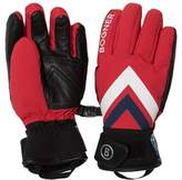 Bogner Red Branded Ski Gloves