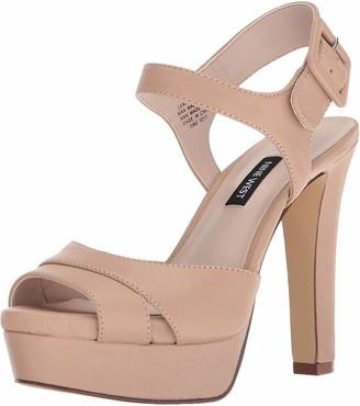 Nine West Women's IBYN Heeled Sandal