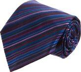 Duchamp Platinum Stripe Tie