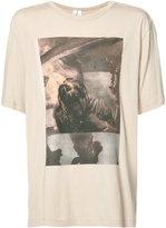 Helmut Lang photo print T-shirt
