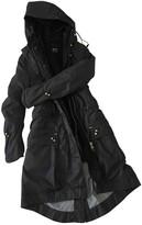 Denham Jeans Navy Cotton Coat for Women