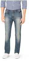 Michael Kors Tailored-Fit Stretch-Denim Jeans