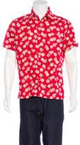 Raf Simons Floral Print Shirt w/ Tags